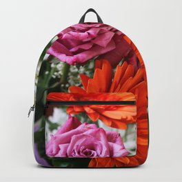 Floral Tribute Backpack