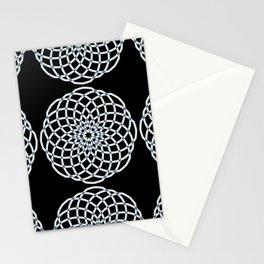 Eternity Pattern Stationery Cards