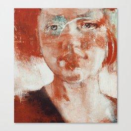 Sorrows and Desires Canvas Print