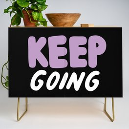 Keep Going Credenza