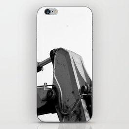 Maschine B/N iPhone Skin
