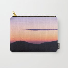 North Georgia Mountains at twilight Carry-All Pouch