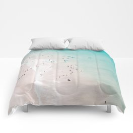 beach - summer love II Comforters