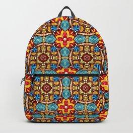 Ceramic Celebration Pattern Backpack
