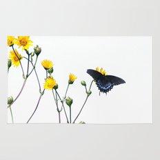 Butterfly Prairie Rug