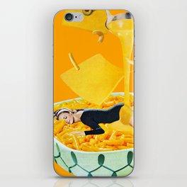 Cheese Dreams iPhone Skin
