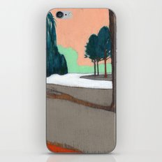 Oosterpark iPhone & iPod Skin