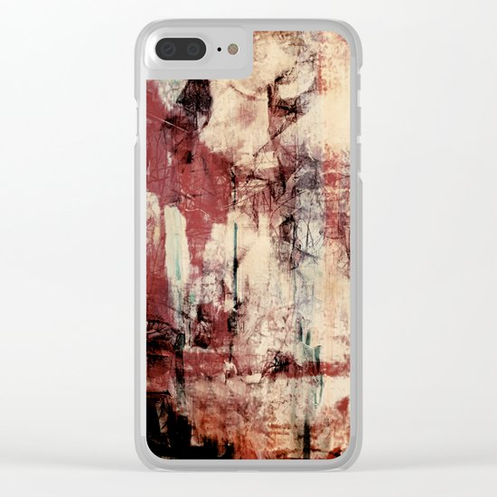 Ronin Clear iPhone Case