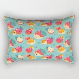 Apple snail Rectangular Pillow