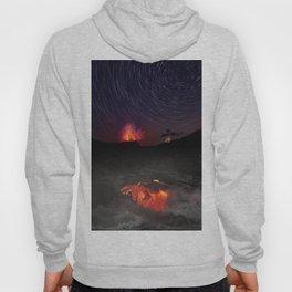 Kilauea Volcano Eruption .4 Hoody