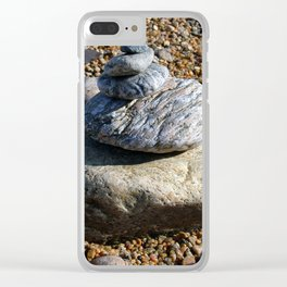 Soldier's Bay Clear iPhone Case