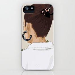 The Bun iPhone Case