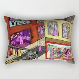 My Dream World Rectangular Pillow