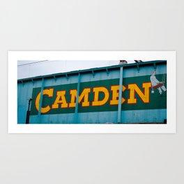 Camden Art Print