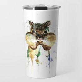 Chipmunk - Feeling Stuffed Travel Mug
