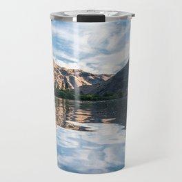 Snake River at Dawn Travel Mug