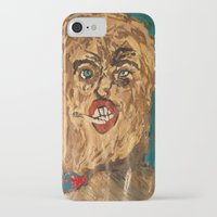 grunge iPhone & iPod Cases featuring grunge  by Samantha Sager