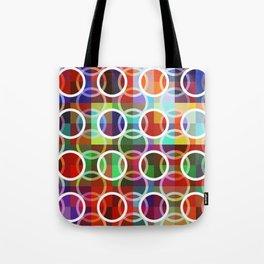 Jagged - Geometric Pattern Tote Bag