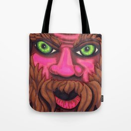 Forrest Grump - Mazuir Ross Tote Bag