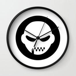 Gimp Ideology Wall Clock