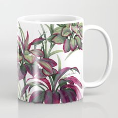 Tropical Leaves Sing Mug