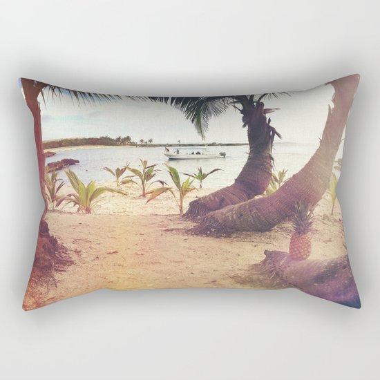 Tropical Wish Rectangular Pillow