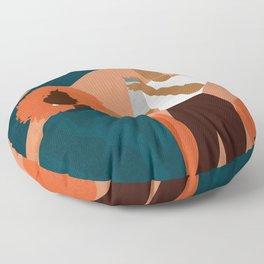 Salon No. 1 Floor Pillow