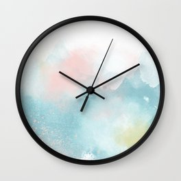 Modern Abstract No 01 Wall Clock