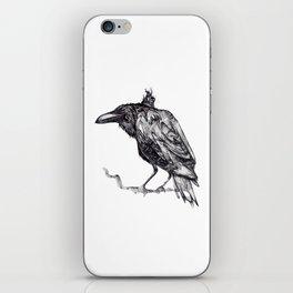 cuervo iPhone Skin