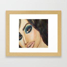 KKW Framed Art Print