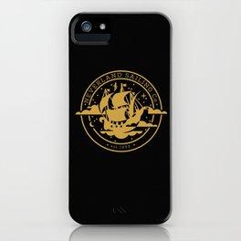 Neverland Sailing Co. iPhone Case