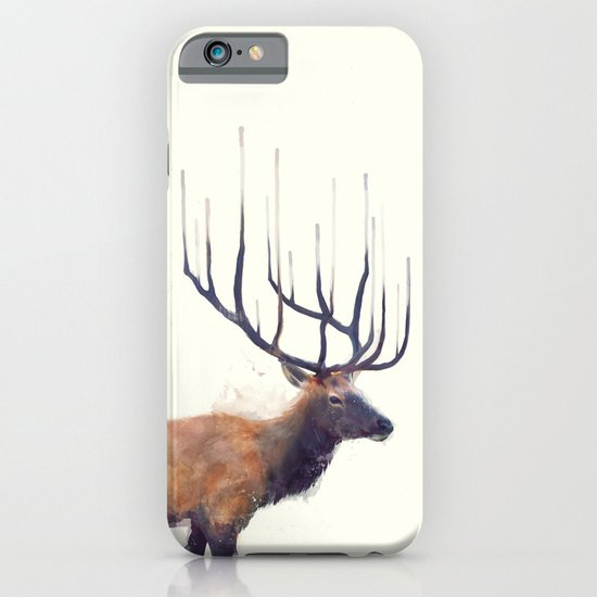 Elk // Reflect (Right) iPhone & iPod Case
