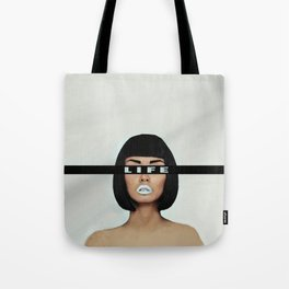 Life is Life Tote Bag