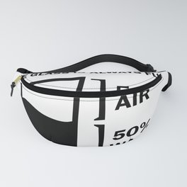 Science Research Chemistry funny fun gift Fanny Pack