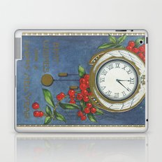 Best Wishes for a Vintage New Year Laptop & iPad Skin