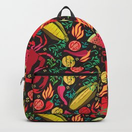 Grilled Backpack