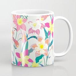 wild columbine Coffee Mug