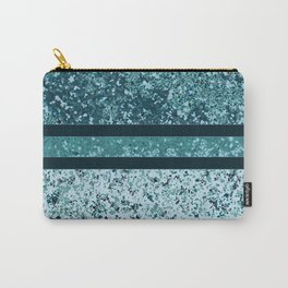 Vintage Terrazzo Aquas Carry-All Pouch
