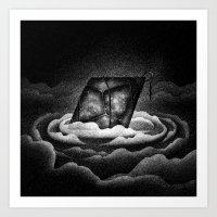 Drawlloween 2016: Amulet Art Print