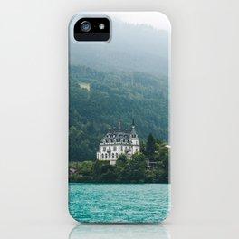 Iseltwald Switzerland iPhone Case