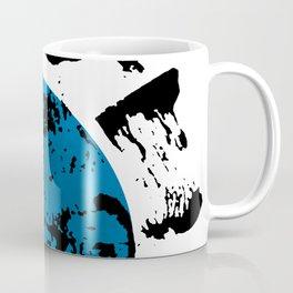 Blue & Black Coffee Mug