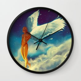 THE SORROW OF THE SOUL Wall Clock
