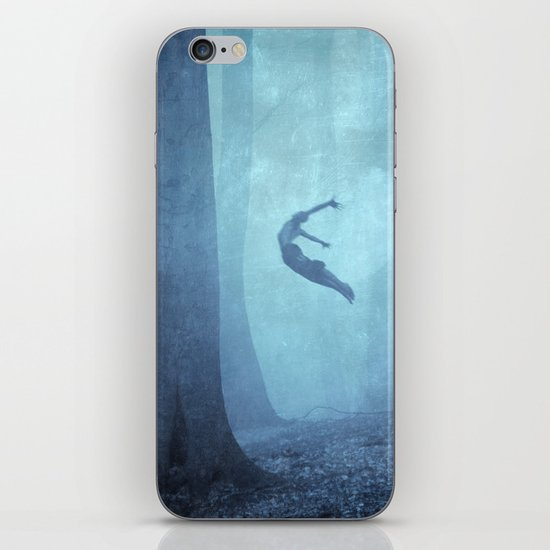 free spirit II iPhone & iPod Skin