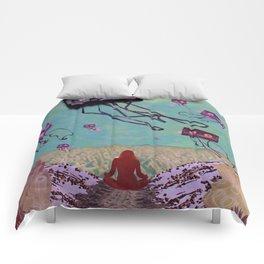 Synesthesia Comforters