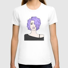 Lavender Girl T-shirt