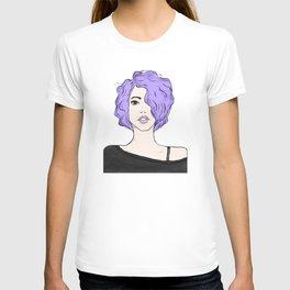 Lavender Girl T-shirt