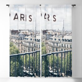 Paris 64 Blackout Curtain