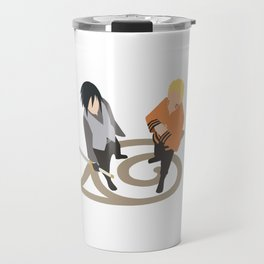 Shinobi Heroes Travel Mug