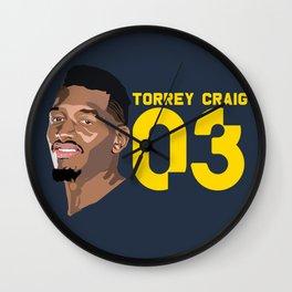Torrey Craig Wall Clock