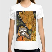 superheros T-shirts featuring We are Groot by Tiffany Saffle